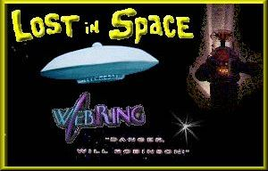 The LOST IN SPACE WebRing Home Page